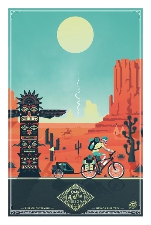 Easy Rider - USA Nevada project - ladislas-2174 | ello