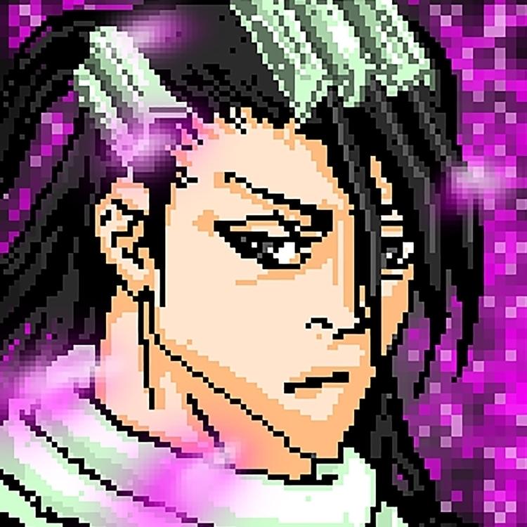 Bleach: Byakuya Kuchiki - digitalart - theartofsichiu | ello