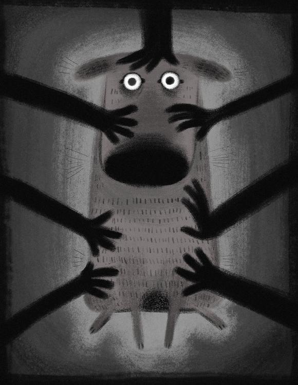 Good Dog - naomiromeroart | ello