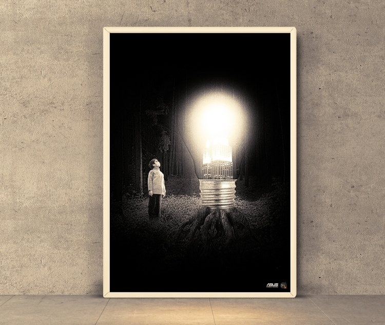 Succubus - illustration, photography - marcray   ello