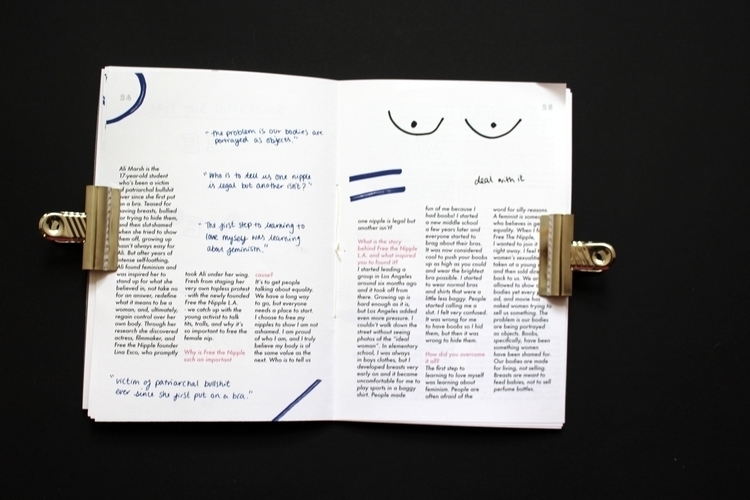 Pt 4 // ISM collaborative zine  - rebeccakelly-4144 | ello