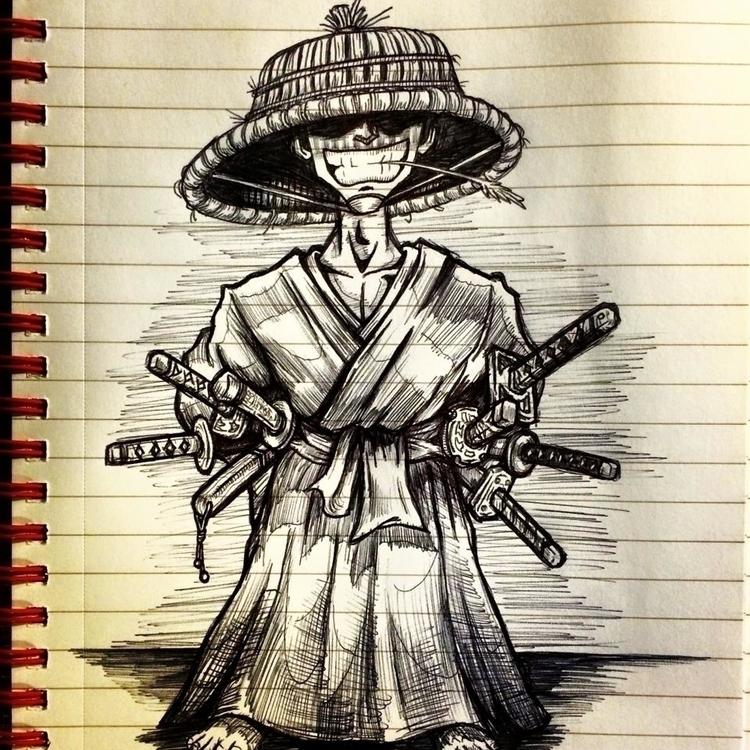 Hachito-Ryu - illustration, characterdesign - theartofsichiu | ello