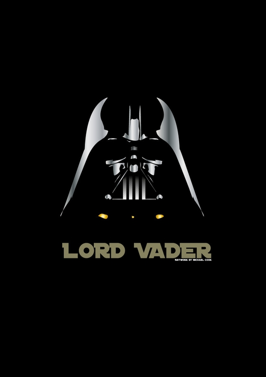 LORD VADER - michaelcook-9580 | ello