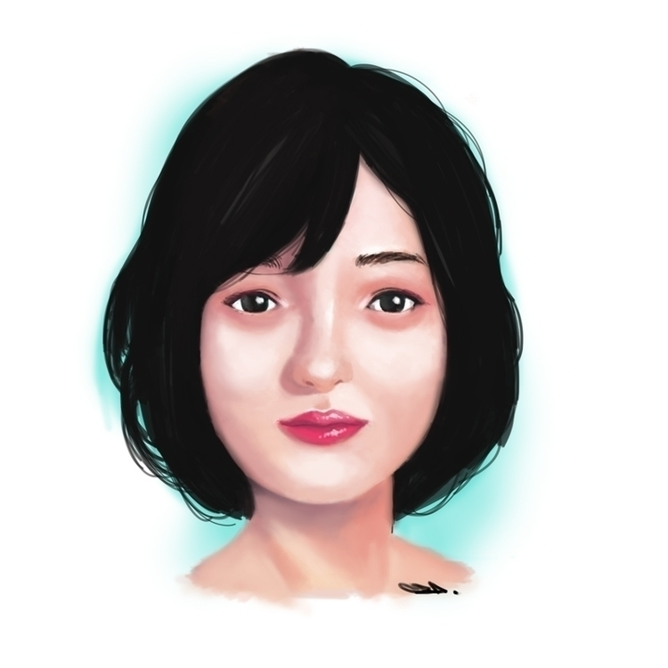 Beauty asian girls short hairst - czacaesar | ello