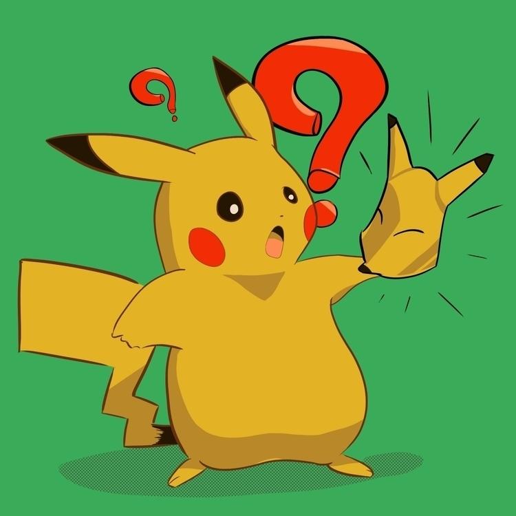 Terrichu Fate! Zelda Pokemon - pikachu - doncorgi-7551 | ello