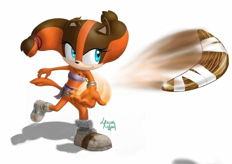 illustration, characterdesign - lucasrafael-8091   ello
