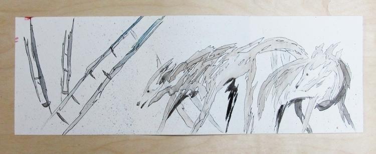 Lone Wolf Cub - dwightbrowniii | ello