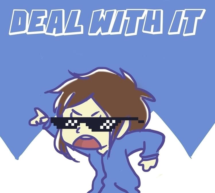 Deal - illustration - rayssamc | ello