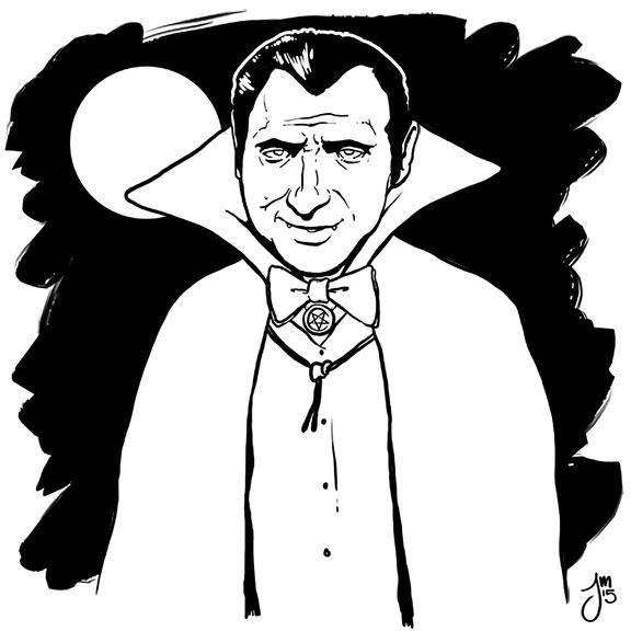 Judd Hirsch Dracula - illustration - jasonmartin-1263 | ello