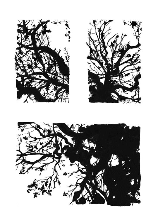tree_São Paulo, 2014 - illustration - renataribak | ello