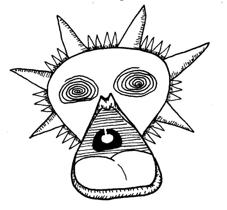 drawing, illustration - alphabetty-1363 | ello