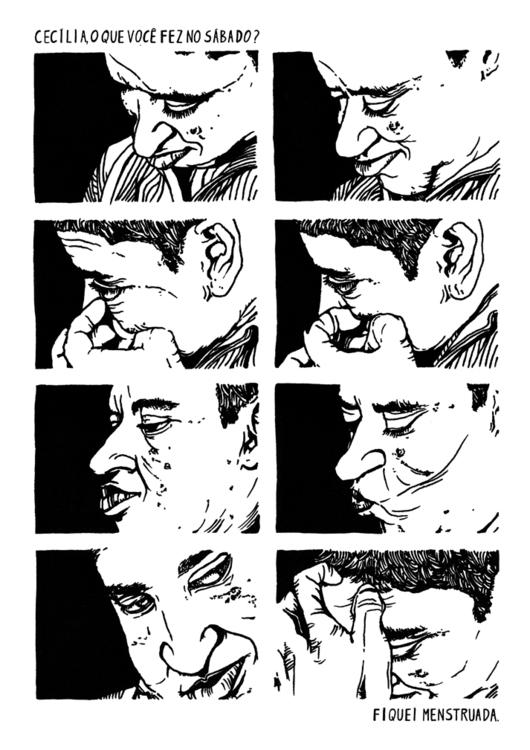 Cecilia_São Paulo, 2013 - illustration - renataribak   ello