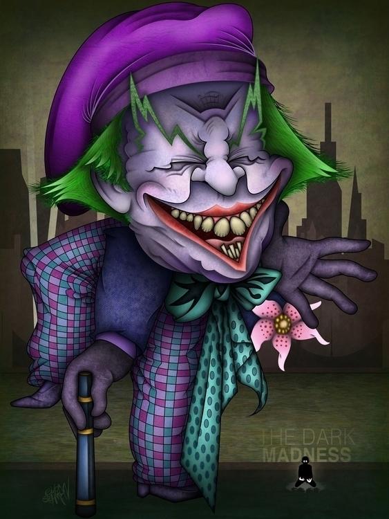 Jack Nicholson Joker - JackNicholson - eliran_bichman   ello
