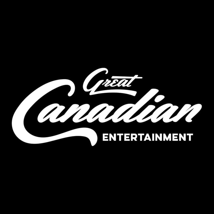 Great Canadian Entertainment - handlettering - lettershoppe | ello