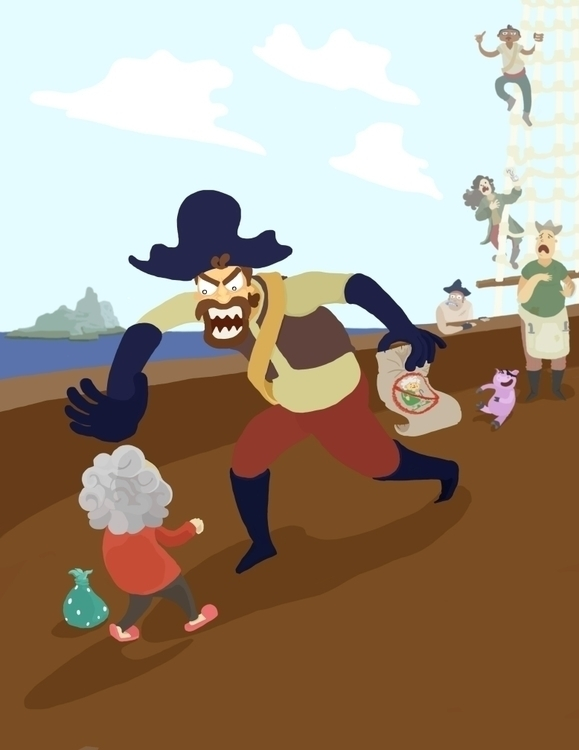 Manstershoot animation project - vianeo | ello