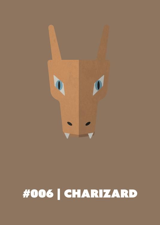 | Charizard - 006, illustration - benalex94 | ello