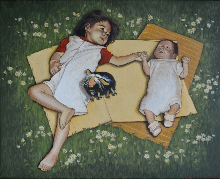 Children - painting - maryna-6139 | ello