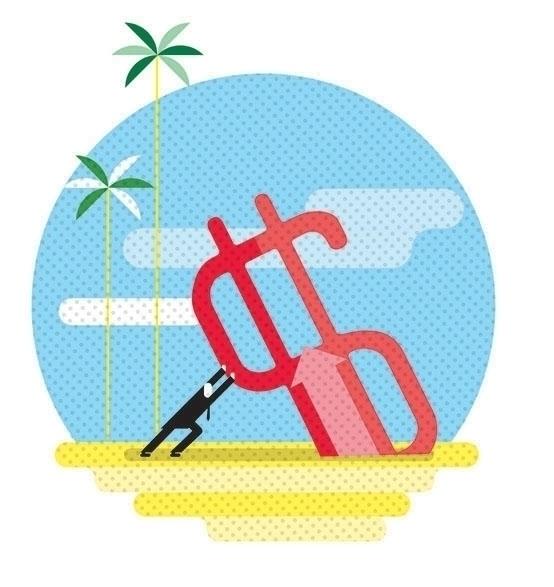 Viñeta para el tema sueldos en  - oldemar | ello
