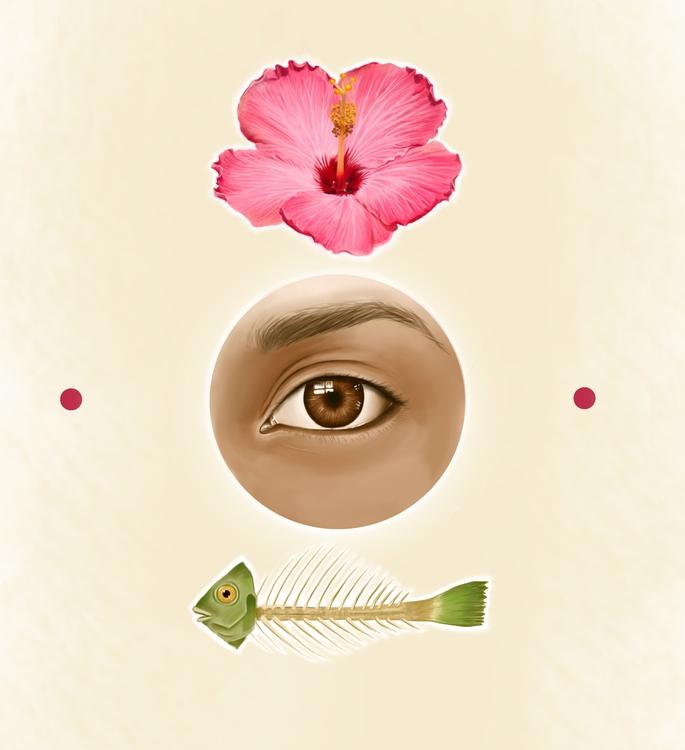Barranquilla - illustration, flower - natyricaurte | ello