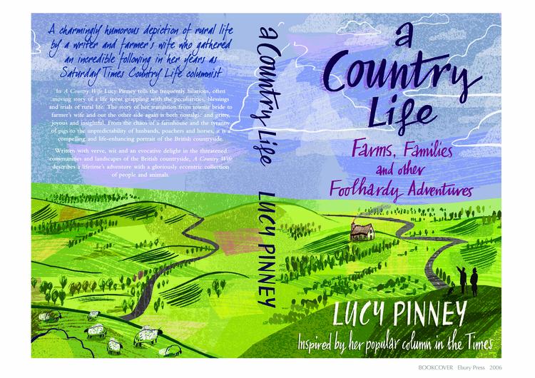 Cover commissioned Ebury Press - nowen-1067 | ello