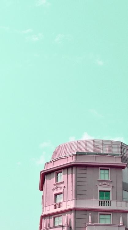Pink - photography, architecture - jeyalonso | ello