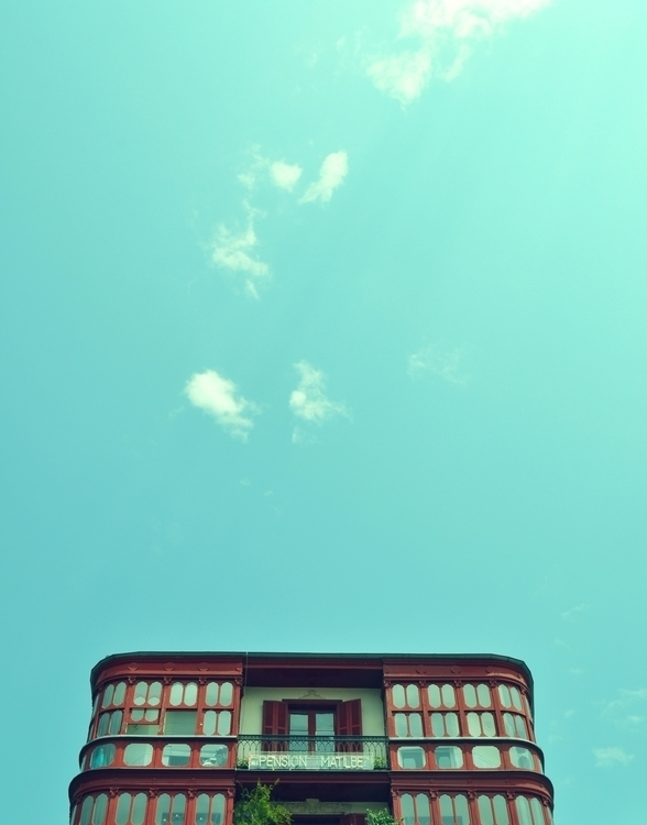 Pensión Matilde - photography, architecture - jeyalonso | ello