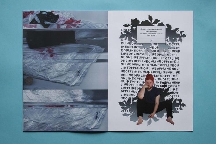 artistbook, book, graphicdesign - gasper55   ello
