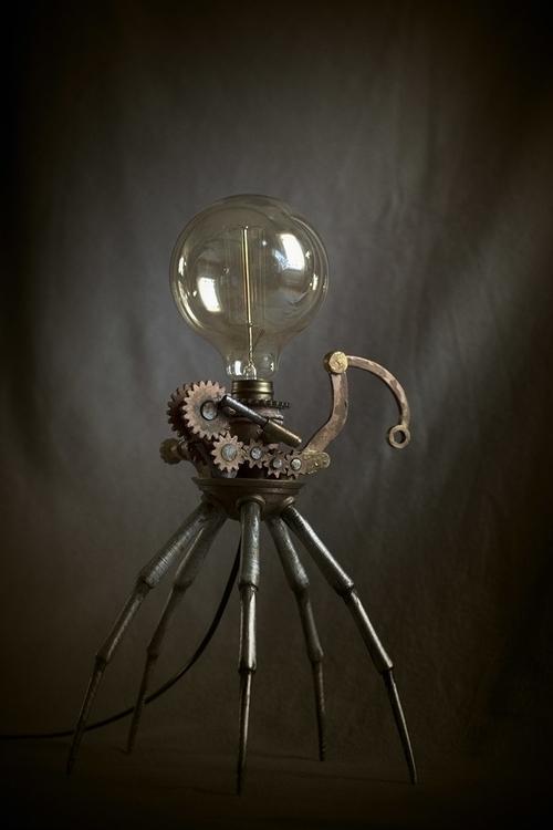 Steampunk03 - 3Dprint, steampunk - fryk | ello