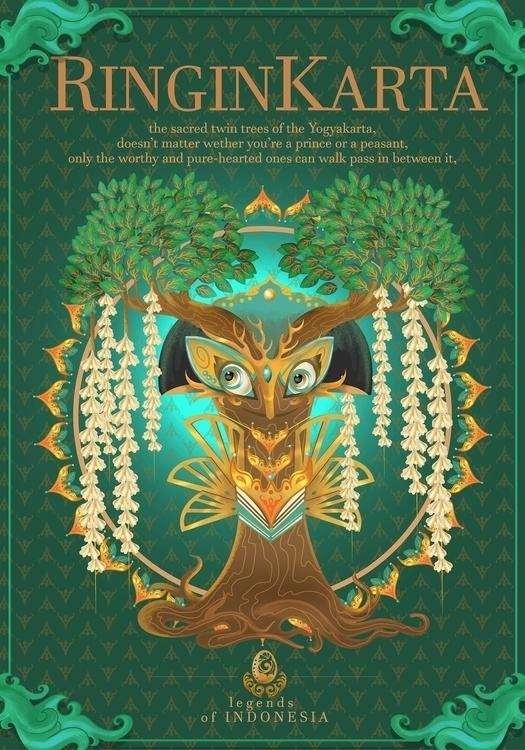 Legends Indonesia RinginKarta - monster - bayusadewo | ello