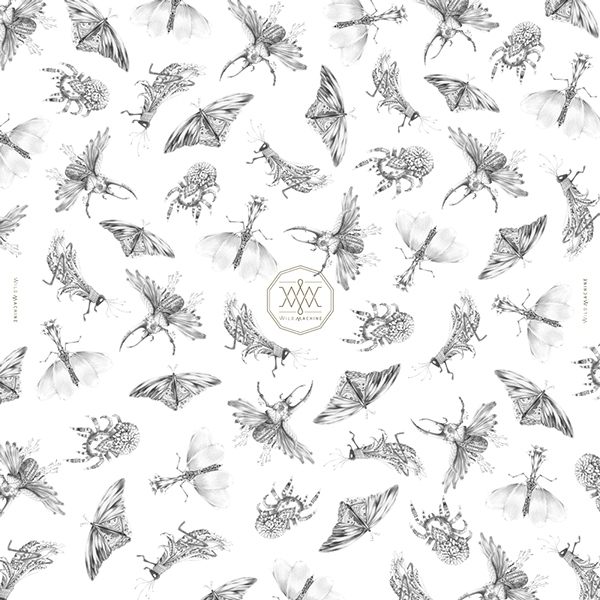 Insects Scarf - insects, insect - eakkarlak | ello