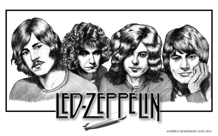 ledzeppelin, ledzeppelin, rockmusic - andream-8680 | ello