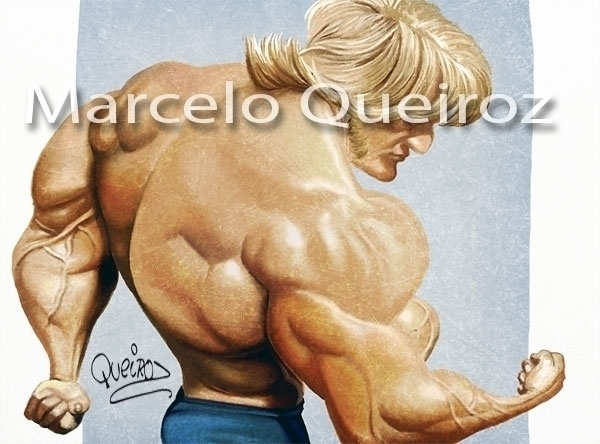 Personal illustration part seri - queiroz-9973   ello
