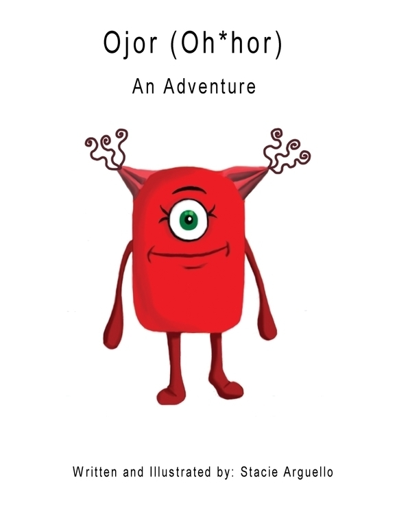Ojor Adventure. graphic kids 1 - staciearguello-clements | ello