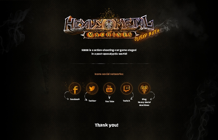 Social Networks - Heavy Metal M - camii-4866 | ello