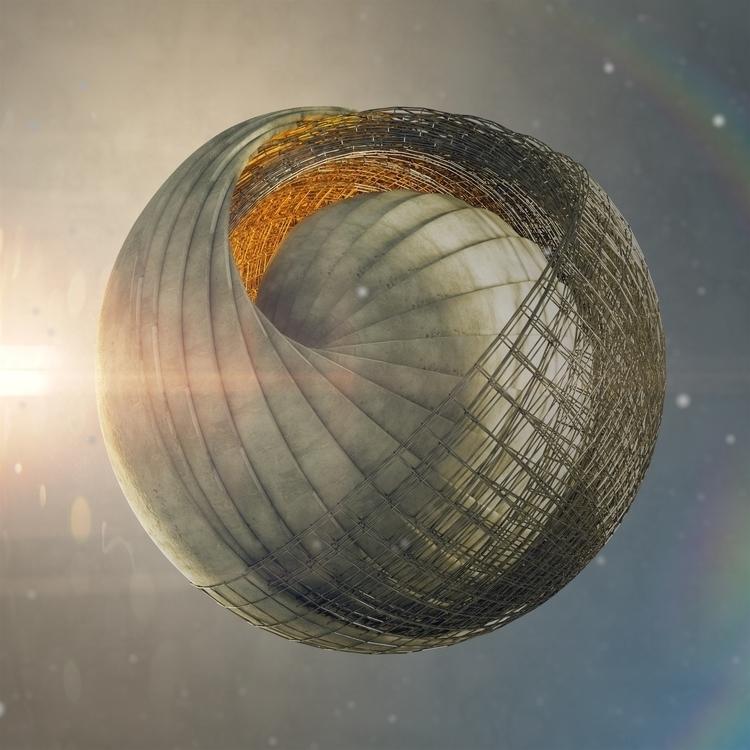 Space Shells - animation, conceptart - danielortiz-6986 | ello
