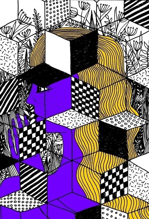 Untitled - illustration, characterdesign - olga_msk | ello