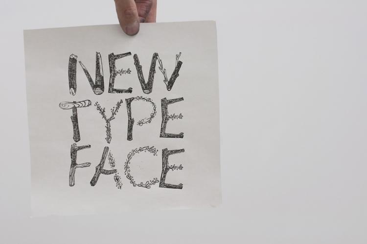 Stamp typeface - stamp - masa-3066 | ello