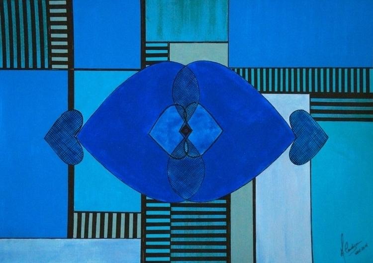 Blue november (Novembro azul) A - acardigon | ello