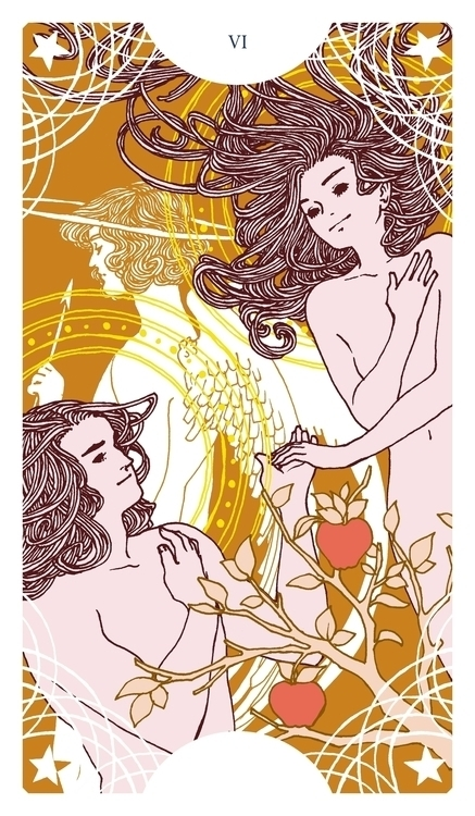 version Lovers - tarot, trungles - trungles | ello