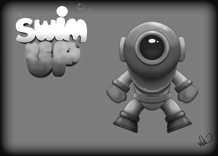Concept Character Mobile Video  - kufa | ello