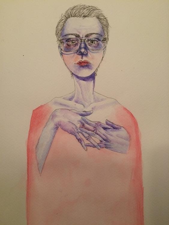 Unrealistic inspired Egon Schie - lecooper94 | ello