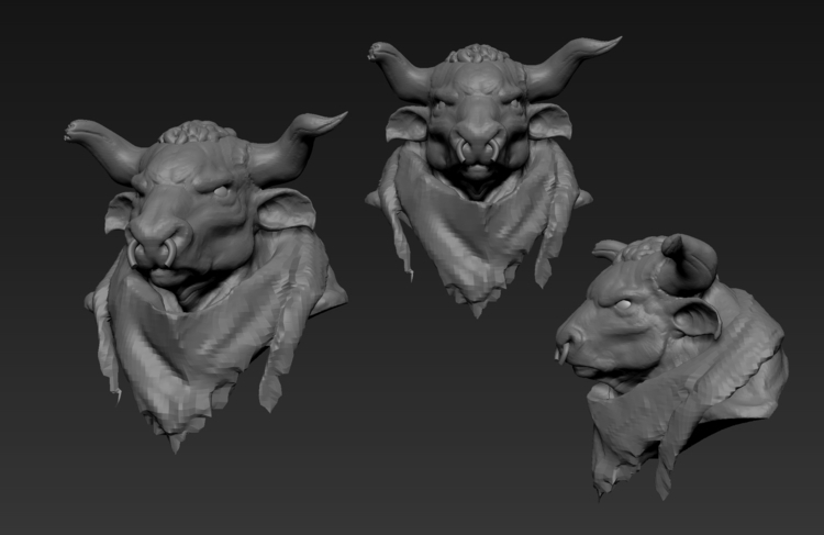 Sculpt created lunch time 1h30 - artefact-2526 | ello