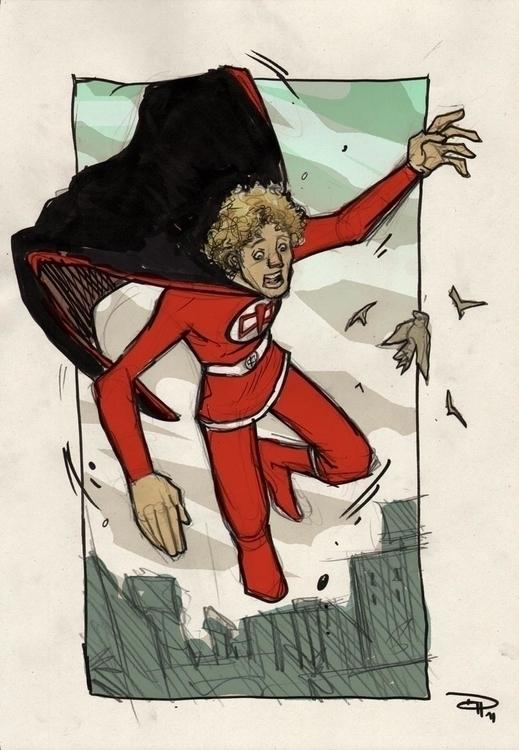 Greatest American Super Hero - denismedri - denismedri | ello