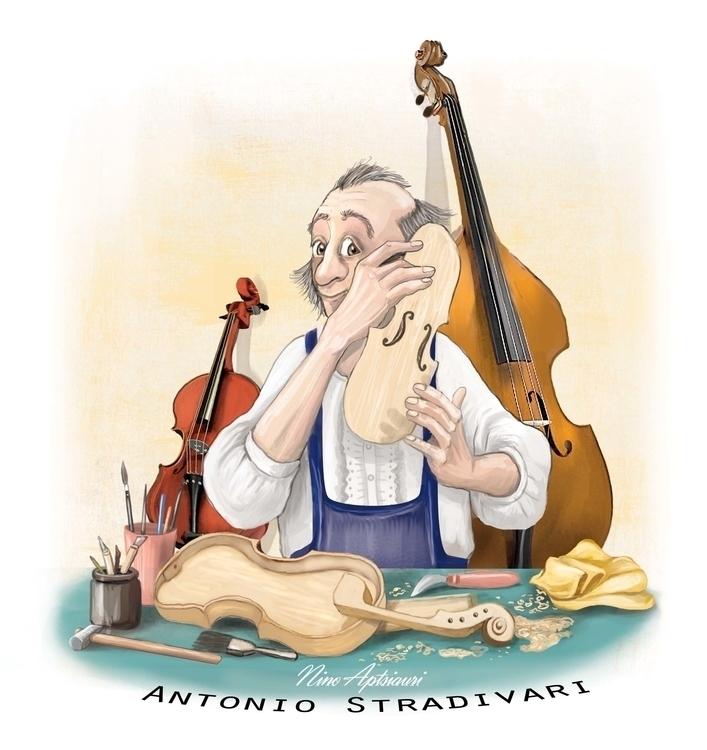 Antonio Stradivari - ninaaptsiauri | ello