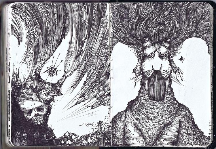 18211214 - illustration, drawing - murdoch-7175   ello