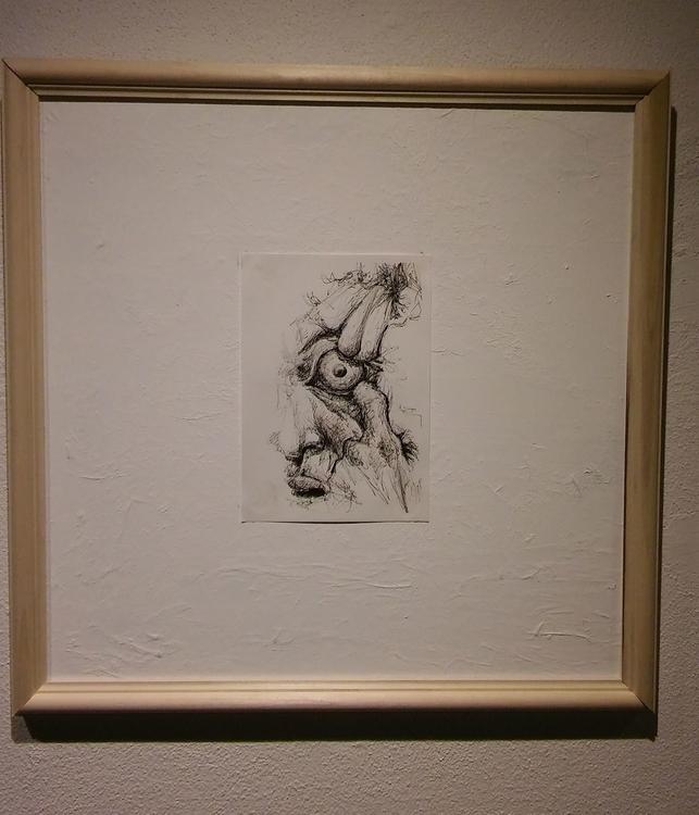 drawing, fineart, art, expressionism - gabrielbroady | ello
