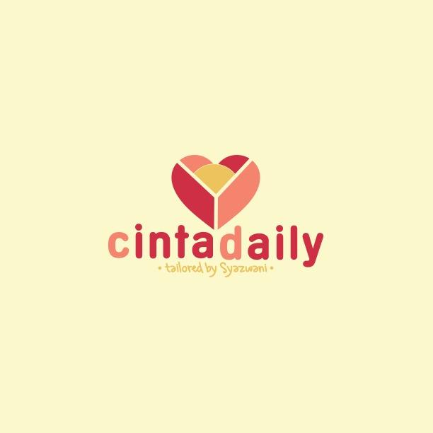 Cinta Daily logo. - Tailor Fash - artillery26 | ello