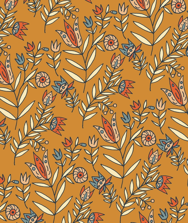 floral pattern - flowers - katewhitley | ello
