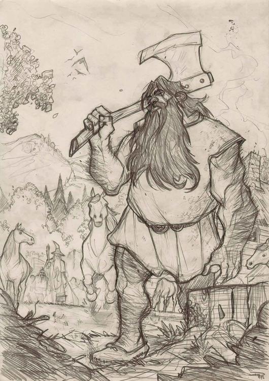 Hobbit - Beorn - denismedri, thehobbit - denismedri | ello