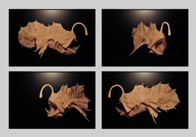 Unpainted version Super Sculpey - heliot-4253 | ello